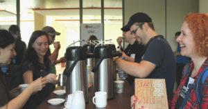 barcampkoeln 2016 coffee bar
