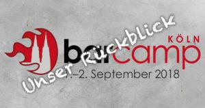 barcamp koeln barcampkoeln logo 2018 rueckblick